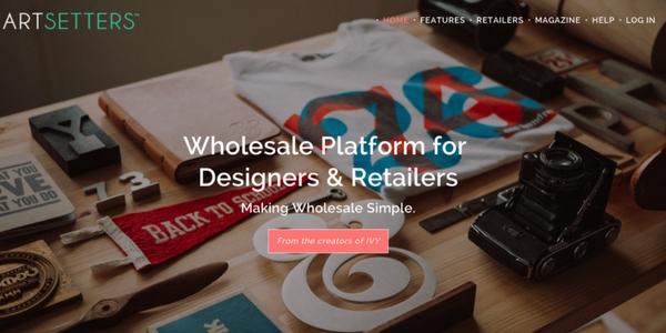 Art Setters Wholesale Platform