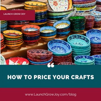 How to price your crafts