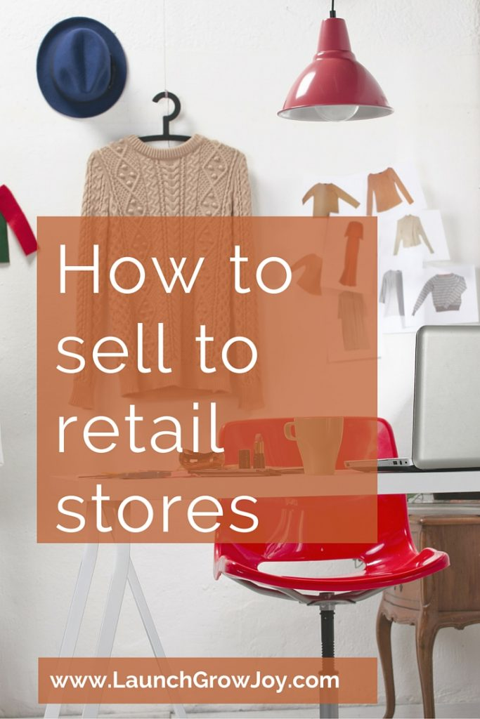 How to sell to retail stores