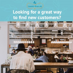 Looking for a great way to find new customers