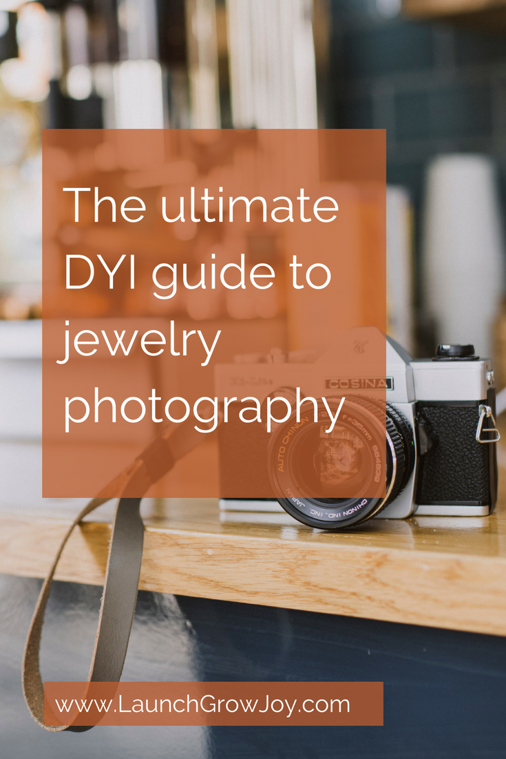 The ultimate DIY guide to jewelry photography