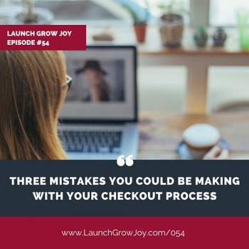 Three mistakes you could be making with your checkout process